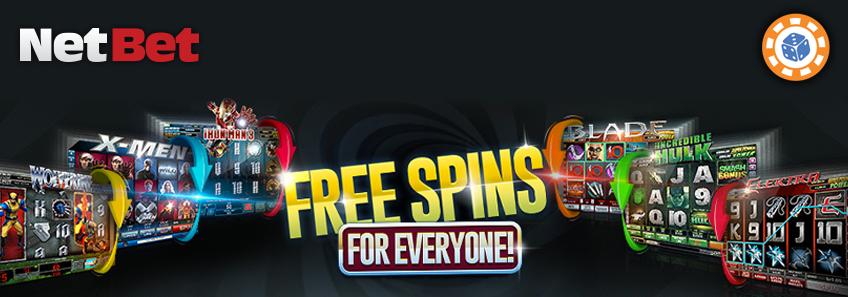free spins netbet casino