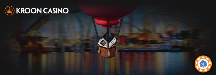 GoPro Hero4 winnen in kroon casino