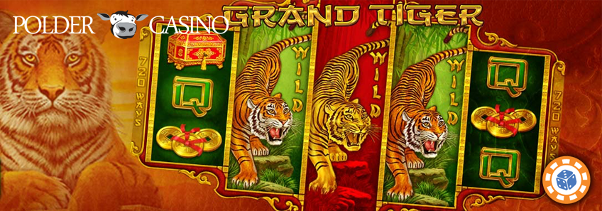 Grand Tiger videoslot