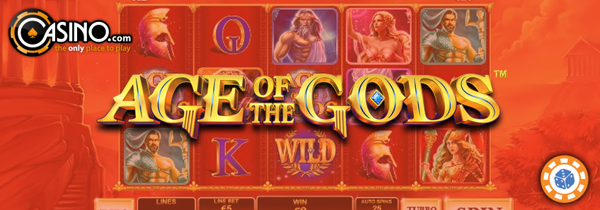 age of the gods promotie