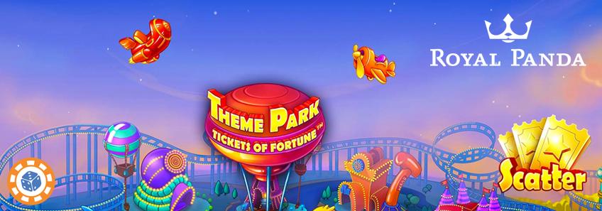 theme park royal panda