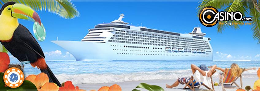 cruise door de cariben