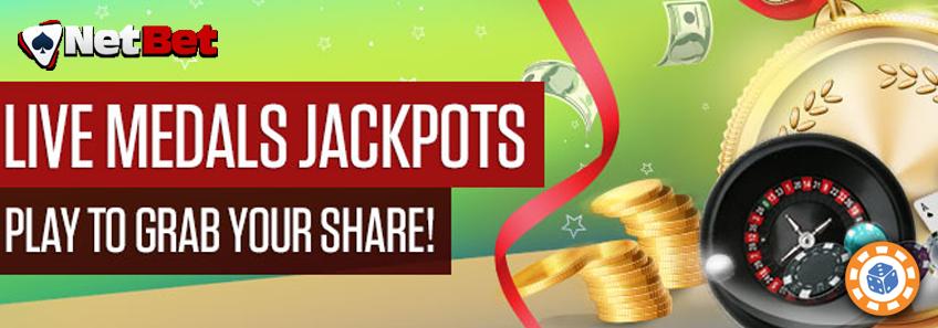 gouden jackpot netbet casino