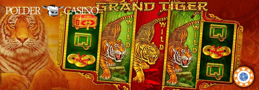 Grand Tiger videoslot