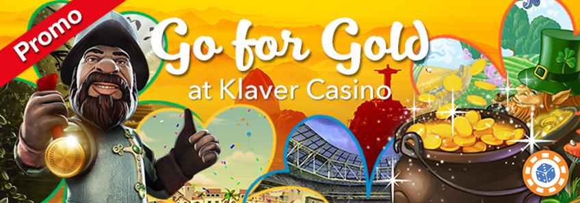 gratis spins klaver casino